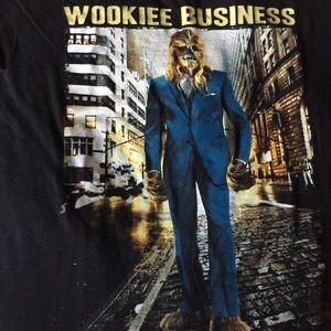 American Rag Wookie Business Sz XL